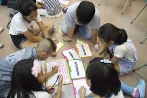 โรงเรียนภาษาอังกฤษพิงกุ จัดค่ายฯ พร้อมสอบ YLE Test ตามมาตรฐาน CEFR เป็นปีที่ 2