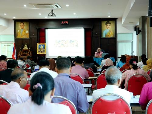 สพป.กระบี่  ประชุมชี้แจงเตรียมความพร้อมทดสอบ  NT นักเรียนชั้น ป.3  ปีการศึกษา 2561  รุ่นที่ 2