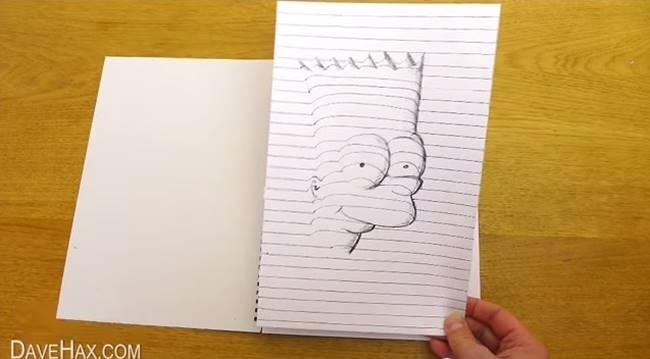 เจ๋งอะ! มาดูวิธีวาดภาพสามมิติแบบง่ายๆ กัน