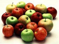แอปเปิ้ลแต่ละสีมีประโยชน์ต่างกัน