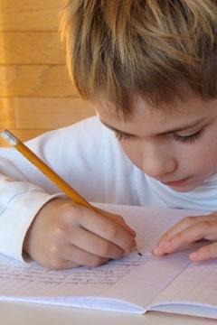 ช่วยลูกทำการบ้านอย่างไรให้มีประสิทธิภาพ