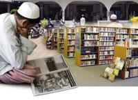 ห้องสมุดในมัสยิด อีกย่างก้าวของความรู้