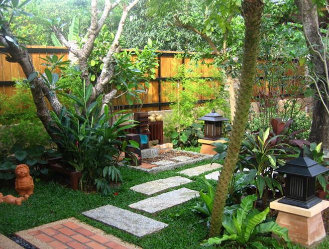 Как сделать двор красивым и уютным