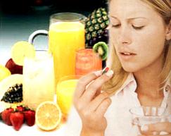 ยากับน้ำผลไม้ อันตรายกว่าที่คิด