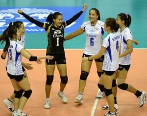 ชมย้อนหลัง วอลเล่ย์บอลสาวไทยชนะจีน 3-2 เซต เมื่อวันที่ 20 ก.ย.56