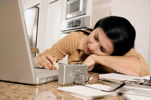 งานหนักมาก เหนื่อย ทำอย่างไรดี