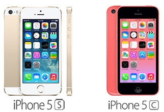 แอปเปิลเปิดตัว iPhone 5S และ iPhone 5C อย่างเป็นทางการ(10ก.ย.56)