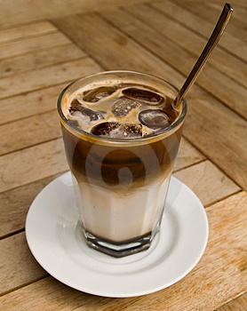 กาแฟเย็นทำให้อ้วน ให้แคลอรีมากเท่ากับข้าวมื้อใดมื้อหนึ่ง