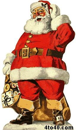 ประวัติ....ซานตาคลอส