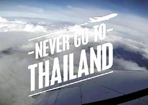 """ฝรั่งมาไทยแล้วอัพคลิป """"Never Go To Thailand"""" เพราะอะไร? ไม่กดดู ไม่ได้แล้ว...."""
