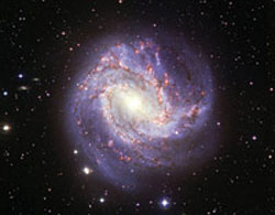 กาแล็กซี่ เกลียวทับทิม