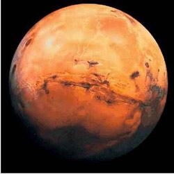 วิกฤติโลกร้อน มนุษย์ย้ายไปดาวอังคาร ปี ค.ศ.2020