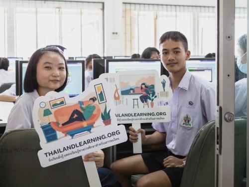 มูลนิธิเอเชียฯ ร่วมกับสถานทูตออสเตรเลีย จัดทำ เว็บไซต์ Thailand Learning  ส่งเสริมการศึกษาที่ต่อเนื่องให้เด็กไทย