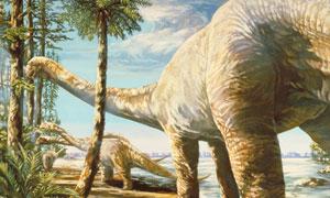 รีดเลือดไดโนเสาร์ ซากจมอยู่ในดินตายมาแล้วตั้ง 80 ล้านปี