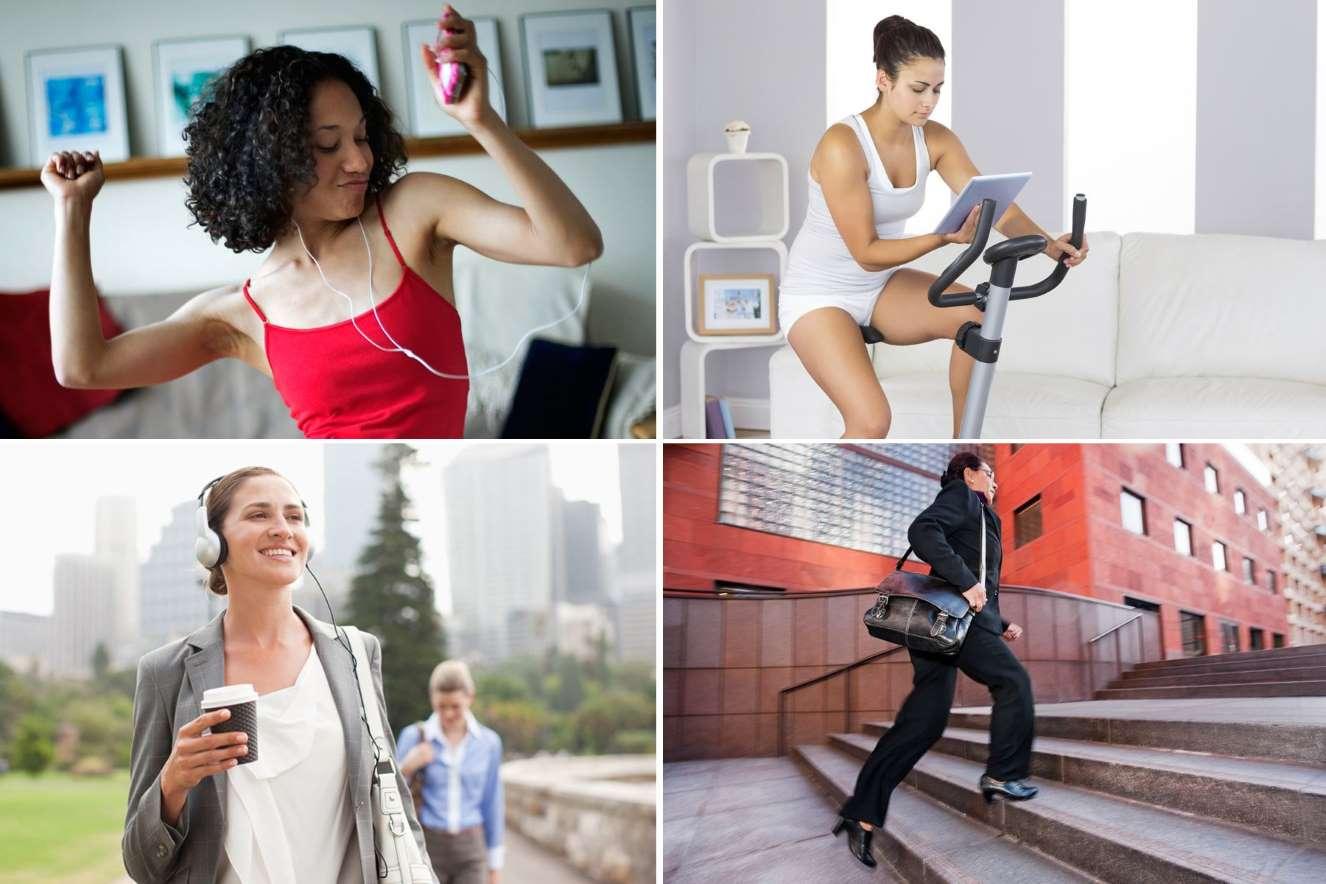 15 วิธีกับ 15 นาที ออกกำลังกายสำหรับผู้ที่ไม่มีเวลา