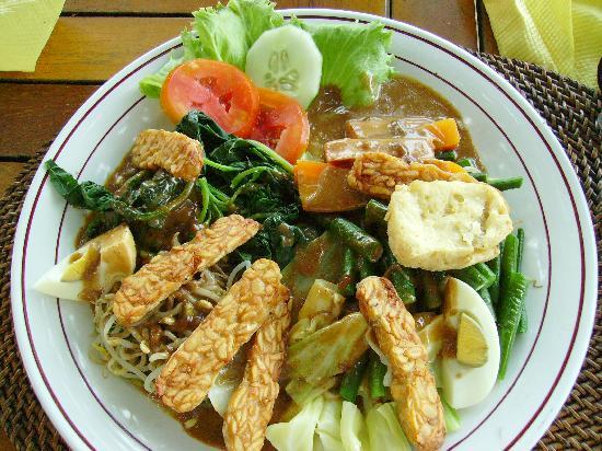 อาหารยอดนิยมในอาเซียน (อินโดนีเซีย)