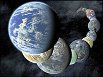 เชื่อทางช้างเผือก มีดาวเหมือนโลกนับร้อยดวง