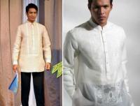 บารอง ตากาล็อก - ประเทศฟิลิปินส์